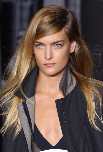 NYFW Spring 2013 Hair Trends | Pam's hair ideas | Scoop.it