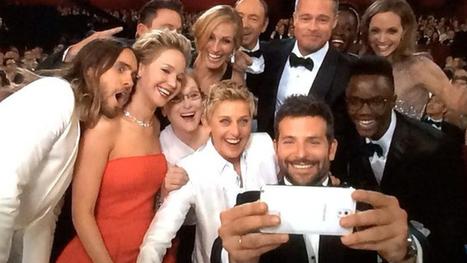 Le selfie des Oscars était un coup monté - Le Matin Online   Communication   Scoop.it