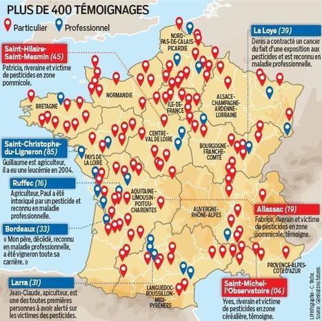 Paris, Lyon, Marseille : à chaque ville sa pollution... | Transition et Territoires | Scoop.it