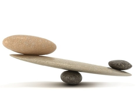6 Tips to Balance the Work-Life Seesaw | Women in Business | Scoop.it