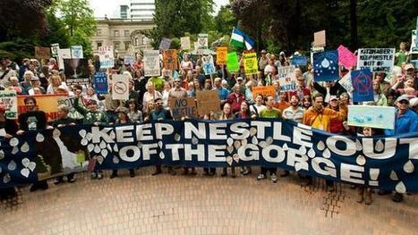 People Power Just Trumped Corporate Power: Oregon County Rejects Nestle Water-Grab | Peer2Politics | Scoop.it