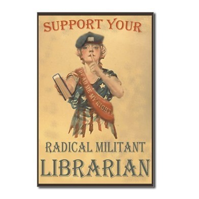 Famous people like libraries and librarians! | Information Culture, Scientific American Blog Network | Librarysoul | Scoop.it