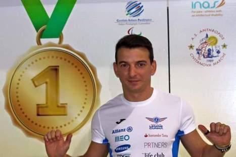 Lenine Cunha conquista duas medalhas nos Mundiais de pista coberta | Portugal faz bem! | Scoop.it