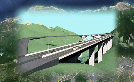 #Prioritario?… Empresa portuguesa firmó contrato millonario para construir autopista #Caracas-La Guaira | Caracasos | Scoop.it
