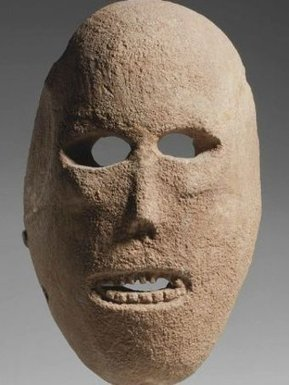 Rare Neolithic mask to go under the hammer | World Neolithic | Scoop.it
