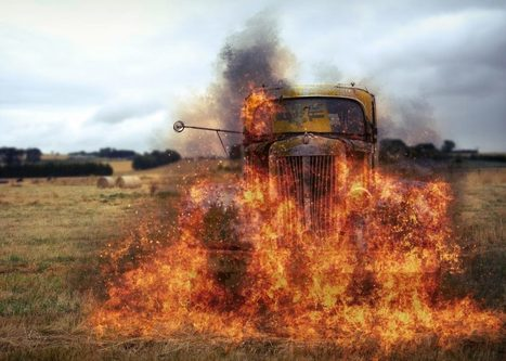 5 Common Causes of Truck Fire | fire safety | Scoop.it