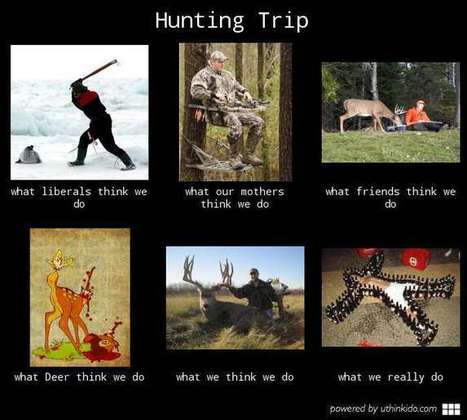 Hunting Trip | What I really do | Scoop.it