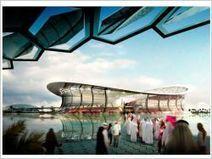 Norman Foster choisi pour la construction du stade de la finale du Mondial 2022 | Architectes | Scoop.it