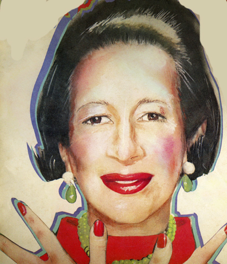 6 Tips From Former Vogue Editor DIANA VREELAND For Content Marketers | Curation Revolution | Scoop.it