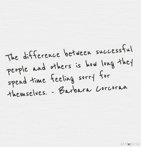 Successful vs. unsuccessful people | Inspirations For Me | Scoop.it