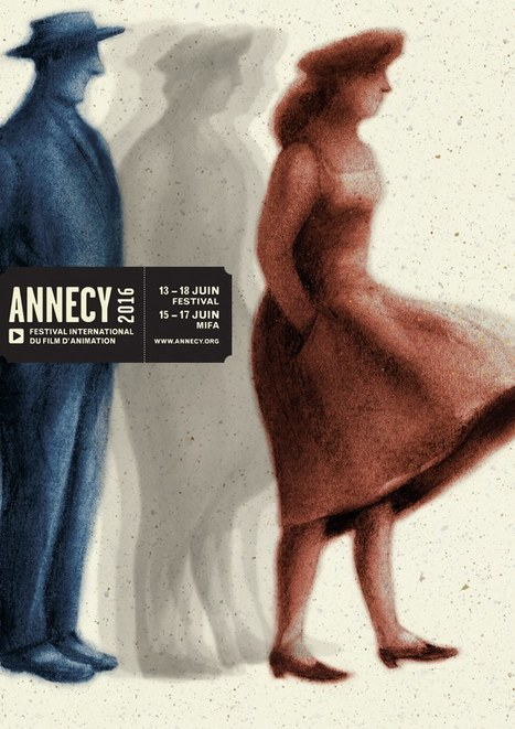 Festival international du film d'animation d'Annecy | Heart is a Lock, Music is the Key | Scoop.it