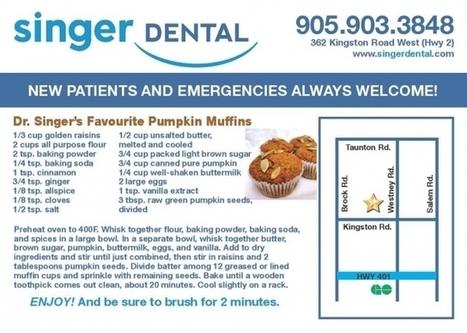 Dentist in Ajax | Singer Dental | Scoop.it