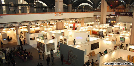 New Delhi's India Art Fair explodes this year | Indian Photographies | Scoop.it