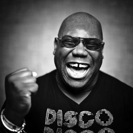 Techno king Carl Cox isn't retiring just yet..but he won't be around for long | DJing | Scoop.it