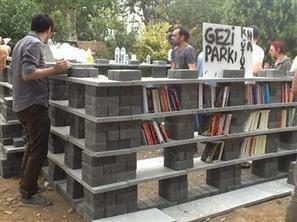 La résistance des livres | Publishing houses to unite in Gezi Park to distribute major resistance material: Books | Bibliothèques | Scoop.it