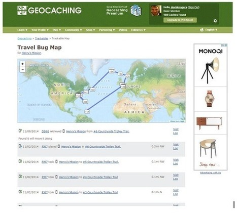 Teaching across the curriculum with digital maps - Innovate My School | Edtech PK-12 | Scoop.it