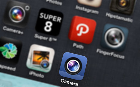 Assets & Facebook's Camera App: Why Instagram Was Worth $1 Billion | The Social Media Learning Lab | Scoop.it