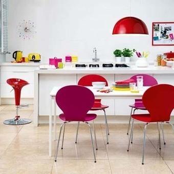 5 esquemas de colores para decorar la cocina. | Mil ideas de Decoración | Cocina-Hogar | Scoop.it
