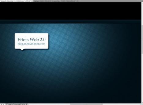 Effet web 2.0 : Ajoutez un contour subtil | Studio anonymation – Blog | WordPress FR | Scoop.it