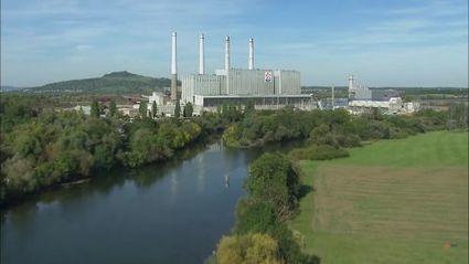 La nouvelle centrale électrique de Bouchain combine gaz naturel et vapeur | Ressources pour la Technologie au College | Scoop.it