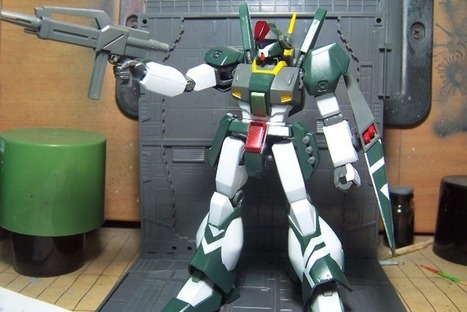 Proper Overlaying of Paints on Your Gundam | Gundam Model Kits | Scoop.it