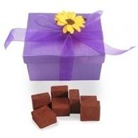 Gourmet Vegan Dark Chocolate: Delicious and Healthy - Gourmet Food World   Holiday Happenings   Scoop.it