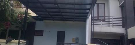 KANOPI MINIMALIS :: Kanopi Rumah Minimalis KM003 | ASIA Bengkel Las | Asia Bengkel Las | Scoop.it