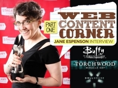 Web Content Corner: Jane Espenson Interview Part 1 | Transmedia: Storytelling for the Digital Age | Scoop.it