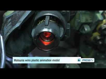 Press Tv « Malaysia wins plastic animation model « Videos | Low OCTANE - SocialOne | Scoop.it