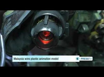 Press Tv « Malaysia wins plastic animation model « Videos | Machinimania | Scoop.it