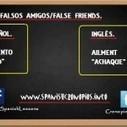 False friends. Week 9 | ELE Spanish as a second language | Scoop.it