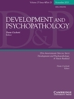 Cambridge Journals Online - Development and Psychopathology - Abstract - Young children who commit crime: Epidemiology, developmental origins, risk factors, early interventions, and policy implicat... | Should children who commit violent crimes be charged as adults? | Scoop.it