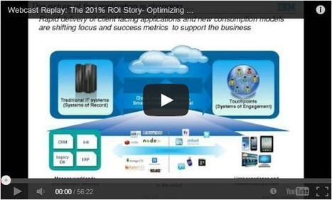Webcast Replay: The 201% ROI Story - Optimizing Performance in a New Age of Application Landscapes | Monitoring | Scoop.it