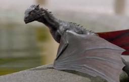 Un dragon de Game of Thrones perdu à New York | Humour et Marketing | Scoop.it
