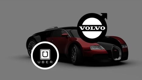Uber teste les voitures autonomes | Assurance temporaire auto | Scoop.it
