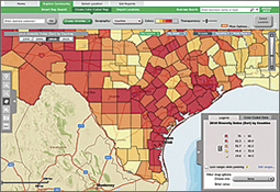 EPA Builds Map Service on ArcGIS Online for Organizations | ArcNews | Gis Analyst | Scoop.it