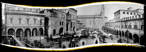 "Old Is Gold in Le Marche: ""Ascoli com'era"" classic photos 