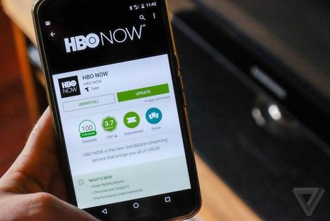 "HBO Now has ""about 800,000 paying subscribers"" 10 months after launch 