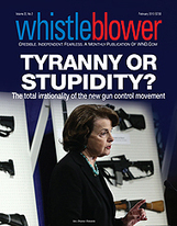 "TYRANNY OR STUPIDITY? The total irrationality of the new gun control movemen  ""You never want a serious crisis to go to waste. And what I mean by that – it's an opportunity to do things you think y... 
