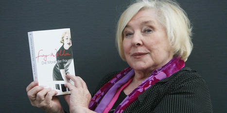 Why I Love (and Teach) Author Fay Weldon - Huffington Post | Essay writers Guide | Scoop.it