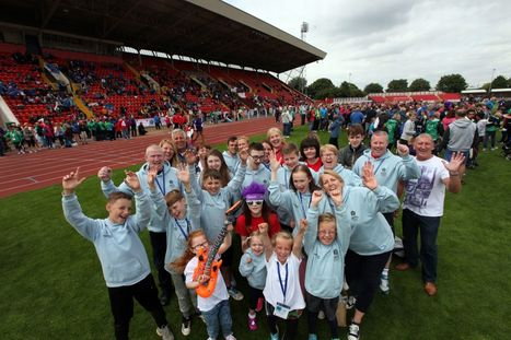 World Transplant Games: Newcastle and Gateshead bid to bring event to the North East | Transplant Sport | Scoop.it