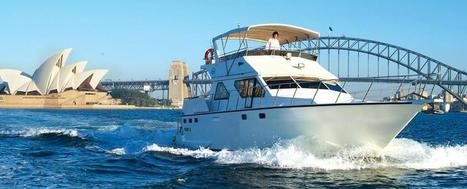 Overview of Private Charter Services » Sea Sydney Cruises | What to Know About Charter Boats | Scoop.it