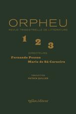 «Orpheu» dirigé par Fernando Pessoa & Mario de Sa-Carneiro | Chronique de livres | Scoop.it