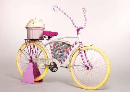 Candy Bike, un vélo à croquer | Velo et Design | Scoop.it