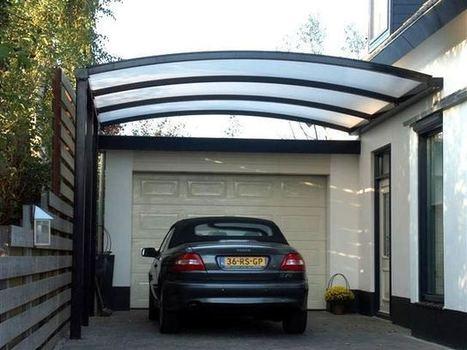 Pergolas and Carports As Simple Home Improvement Options | Wizard Home Improvements | Scoop.it