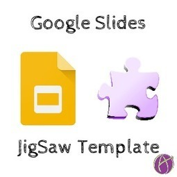 Google Slides: JigSaw Activity Template - Teacher Tech   Using Google Drive in the classroom   Scoop.it