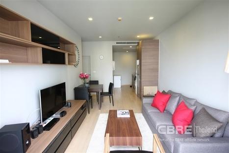 Noble Refine - Bangkok Condo for Rent   Apartment & house rentals or leases   Bangkok Condo Rentals   Scoop.it