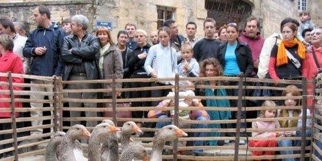 Gourmandise et réflexion pour l'Ascension à Sarlat | Agriculture en Dordogne | Scoop.it