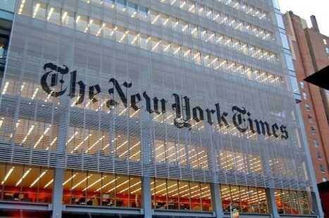 NY Times should apologize for publishing Palestinians 'have avowed as their goal the killing of all Jews' | News in english | Scoop.it