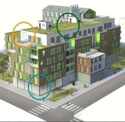 Biodiversité pour la construction et la rénovation | Immobilier | Scoop.it